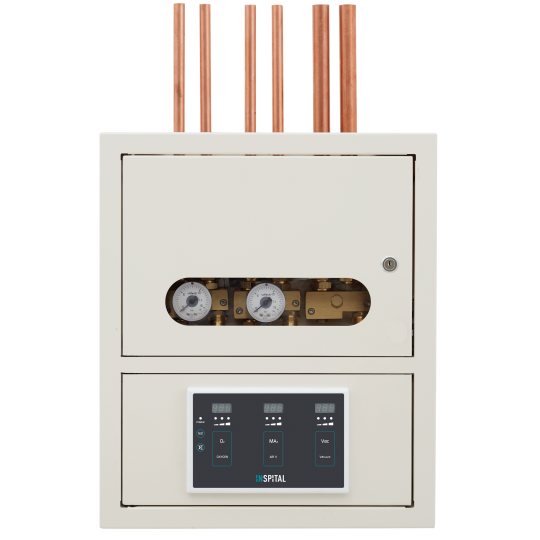 Area Gas Control Panels